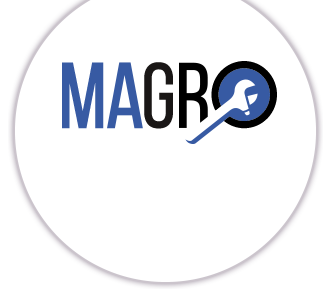 Logo von MAGRO - Notdienst für Sanitär, Heizung und Rohrverstopfungen in Berlin und Brandenburg - hier klicken, um zur Startseite zu gelangen